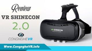 Video Review VR Shinecon II 2.0 | Trải nghiệm thực tế ảo tuyệt vời nhất download MP3, 3GP, MP4, WEBM, AVI, FLV September 2018
