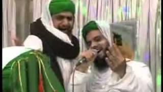 Ay Kash Main Ban Jaon Madine Ka Musafir   Khususi Islami Bhai Isharon Main Naat Perhtay Huwe   YouTube