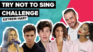 2018 Charts: Try Not To Sing Along Challenge (UNMÖGLICH!!) | Digster Pop Stories