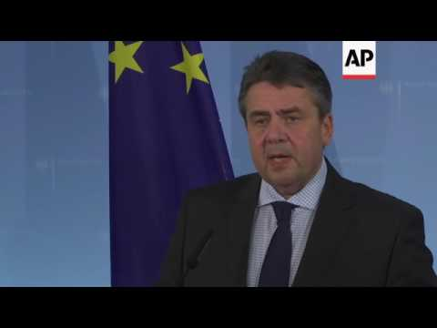 German minister to UK: 'Let's stay friends'