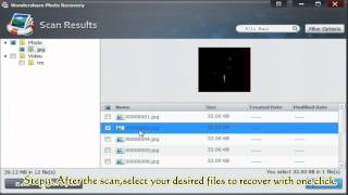 How to Recovery Photos/videos/data from SD Card - Wondershare Photo Recovery