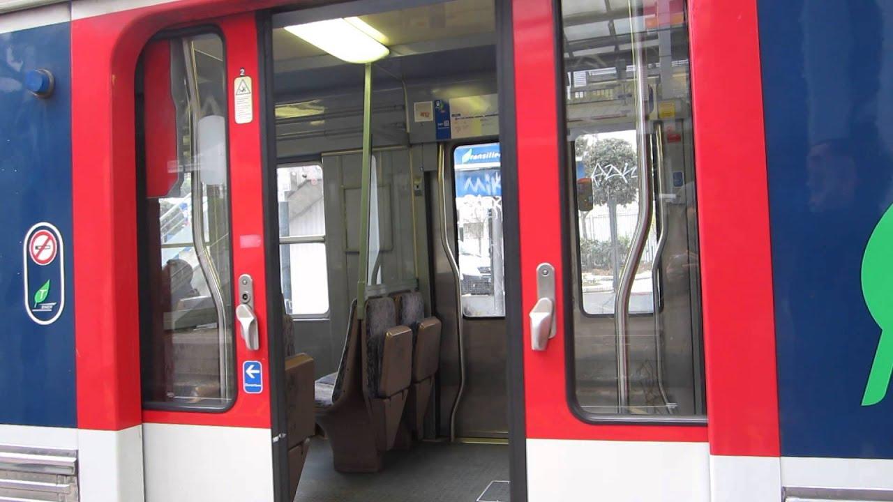 Paris] Z6400 TOFA - La Garenne Colombes (Ligne L Transilien) - YouTube