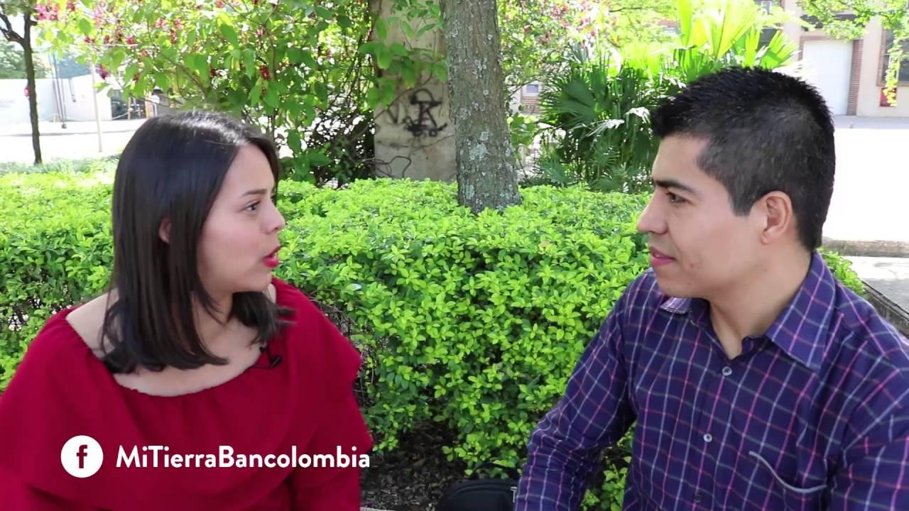 Mi Tierra Bancolombia Como Abrir Una Cuenta Desde El Exterior Youtube