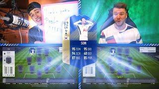 FIFA 18: SON TOTS SQUAD BUILDER BATTLE vs. Proownez