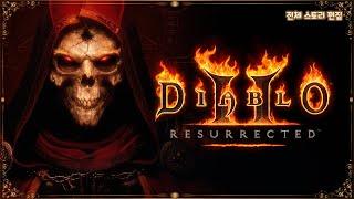 디아블로 II: 레저렉션 알파테스트 - 아마존 플레이