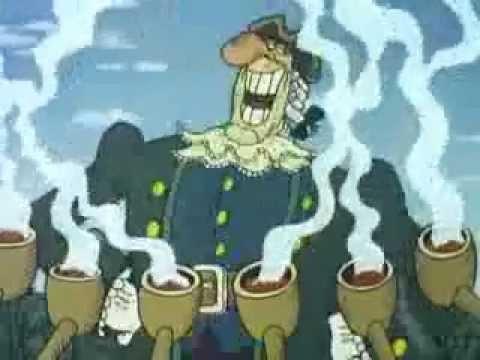 Доктор Ливси:  Друзья! Вы слишком много курите!!!