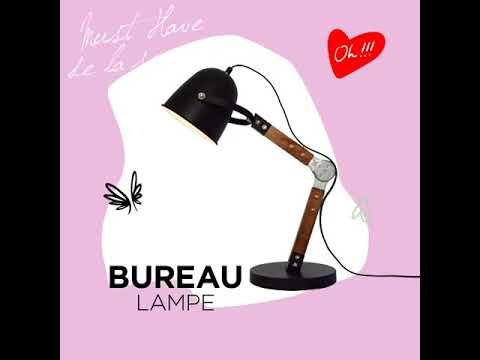 Laurie Lumiere Video Lampe Articulee Et Orientable Bureau Youtube