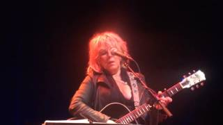 Watch Lucinda Williams Cresent City video