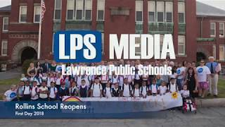 Rollins School - Welcome Back 2018