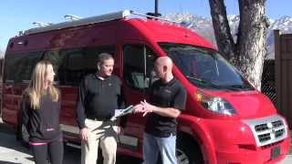 2015 Winnebago Travato 59G - Detailed Review