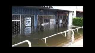 Hurricane Sandy Sheepshead Bay Brooklyn New York