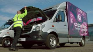 Mercedes-Benz Vans & Ocado: Visual Health Check