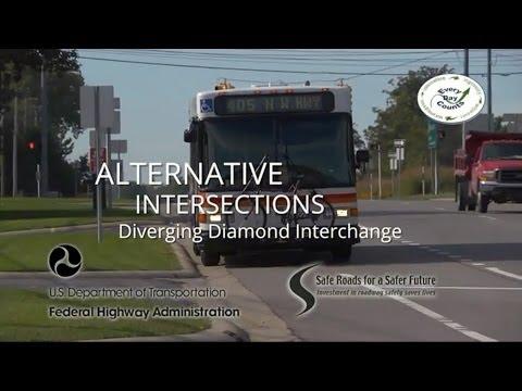 Alternative Intersections Diverging Diamond Interchange