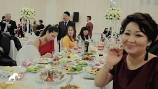 "Калмыцкая свадьба. Поющий тамада! Бадма Эрдни - Горяев - ""Музыка"""