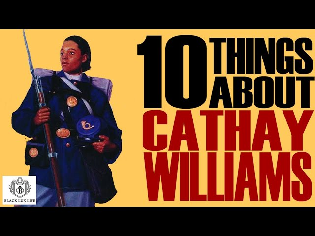 Black Excellist: Cathay Williams the Female Buffalo Soldier - 10 Things You Didn't Know