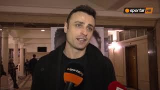 Бербатов: Като гледам какви чудеса прави Камбуров на тази възраст, си викам може би мога още малко