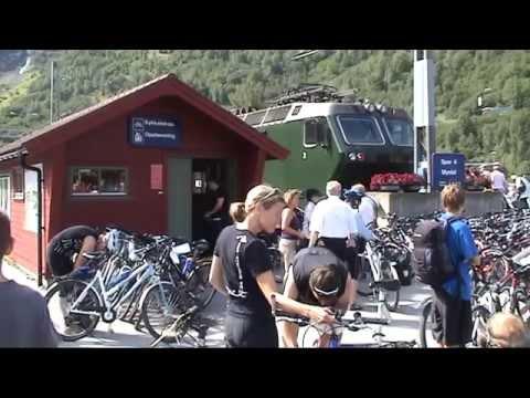 Flam y Gudvangen. Aurland. Noruega- Travel Series 21