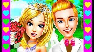 Мультик про свадьбу мечты. Помогаем готовить свадебное торжество. Интересный детский мультфильм.
