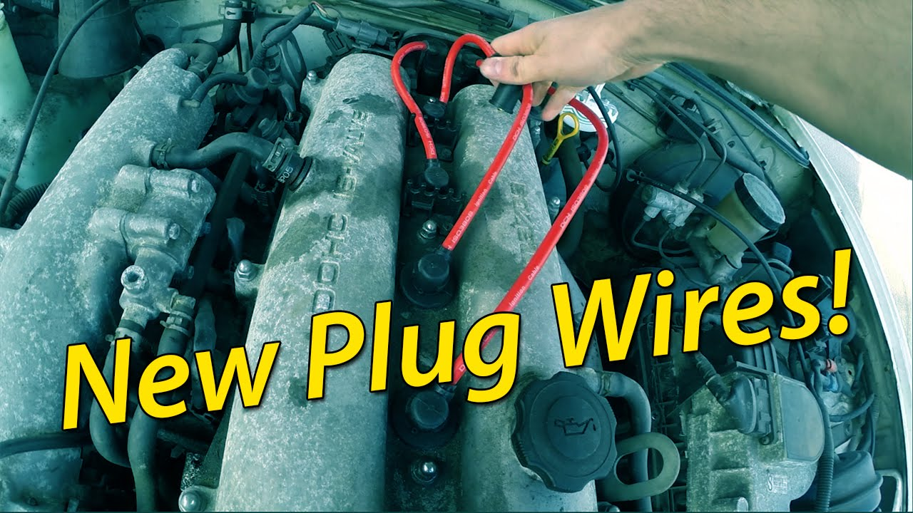 Installing Spark Plug Wires || Boosted Miata Build || - YouTube