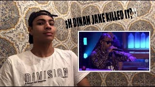 dinah jane bottled up live