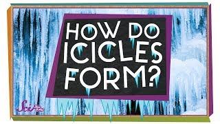 Where Do Icicles Come From?