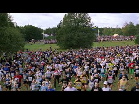 CRowd Run 2160p 25Fps 4k HD Video Sample