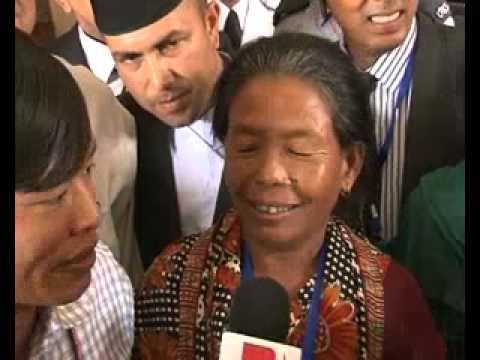 Jitbahadur Saru Ko Pariwarsanga Bhet  FINAL