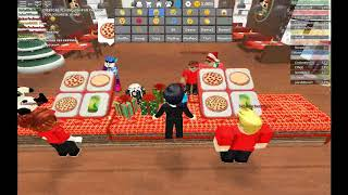 Roblox Work at a Pizza Place #1 MANAGER DAY