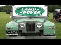 1957 LANDROVER SAFARI