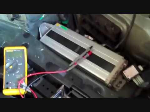 Lexus LS460 Mark Levinson No Audio  YouTube