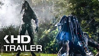 THE PREDATOR All Clips & Trailer (2018)