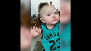 Best Funny Baby Videos 2018 Try Not To Laugh
