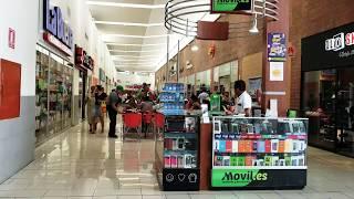 Centro comercial metrocentro San Miguel El Salvador camara oculta