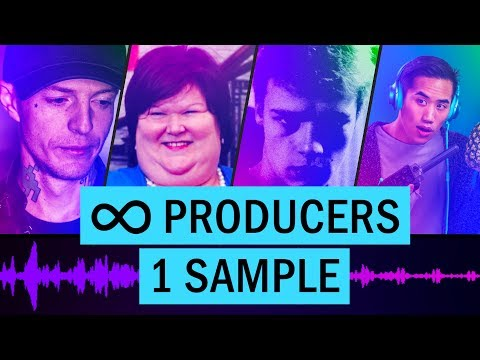 Using 1 sample to make music - Ableton Start Here Challenge Mp3