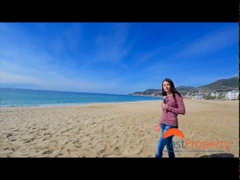 Пляж Клеопа��� Алания Т���ия 2016 restproperty youtube