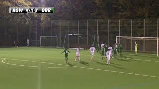 SG Bornheim Grün-Weiss Frankfurt – Spvgg. 05 Oberrad (3. Runde, Kreispokal)