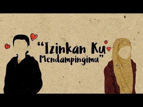 Izinkan Ku Mendampingimu (Lagu BAPER) - Ibnu Dodi (OfficiaL Music Video Lyric)