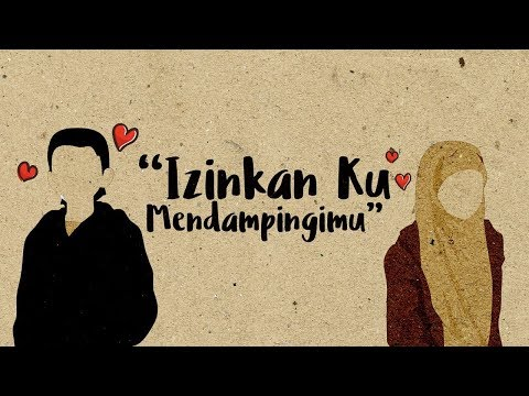Izinkan Ku Mendampingimu (Lagu BAPER) - Ibnu Dodi (OfficiaL Music Video Lyric)