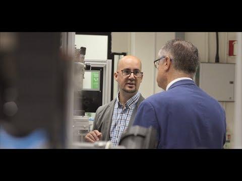 Internationalisation of Digital Manufacturing Research at UM