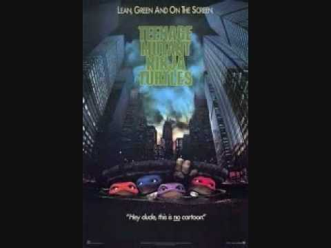 The Comic Book Zone: Teenage Mutant Ninja Turtles The Movie (1990) Review