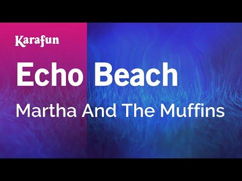 Karaoke Echo Beach - Martha And The Muffins *