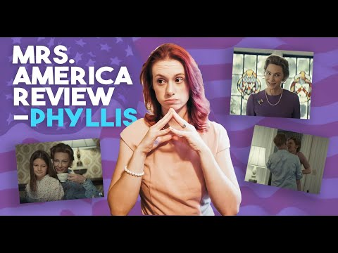 Mrs. America Review | Phyllis