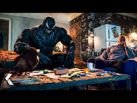 """VENOM 2: Let There Be Carnage """"New Roommates"""" Clip & Trailer (2021)"""