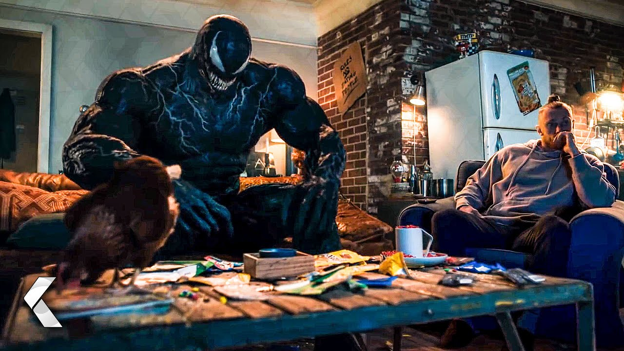 """Download VENOM 2: Let There Be Carnage """"New Roommates"""" Clip & Trailer (2021)"""