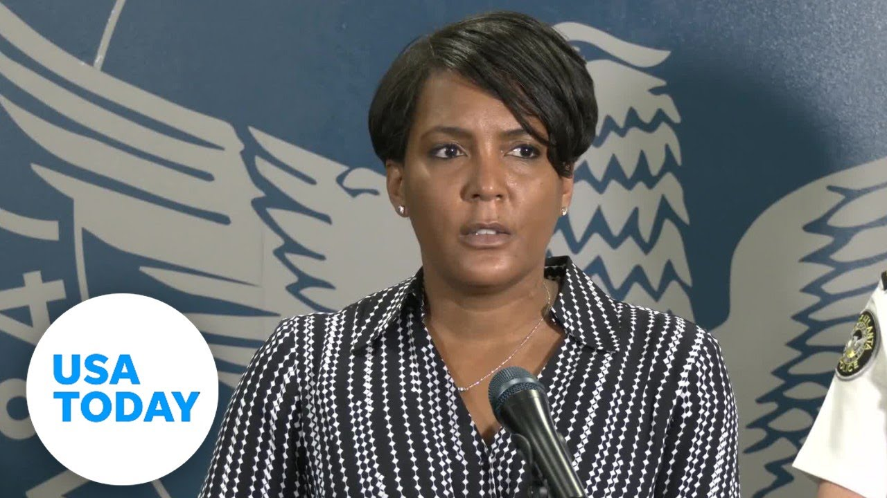 Atlanta Mayor Bottoms calls on violence to stop after 8-year-old's death