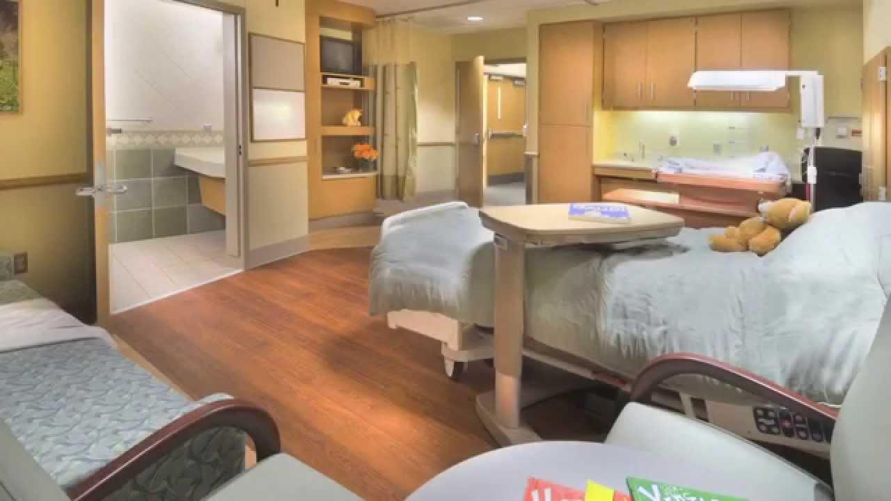 Tour The Saint Alphonsus Maternity Center In Boise Youtube
