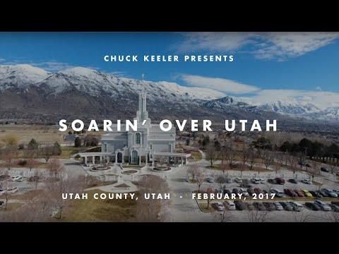 Soarin' Over Utah County