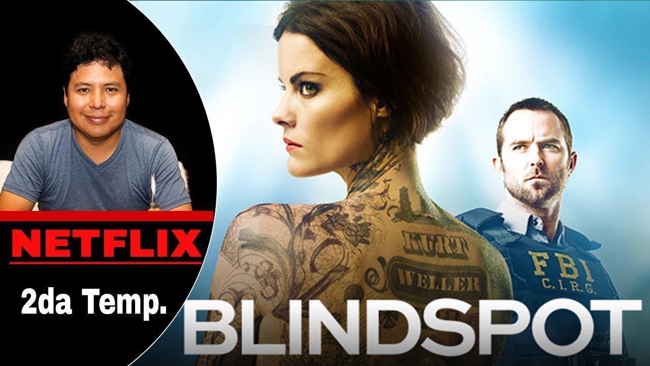Blindspot Netflix