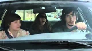 Girls HBO   Maroon 5 & car scene