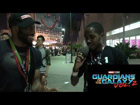 SDCC Review: Guardians of the Galaxy Vol. 2